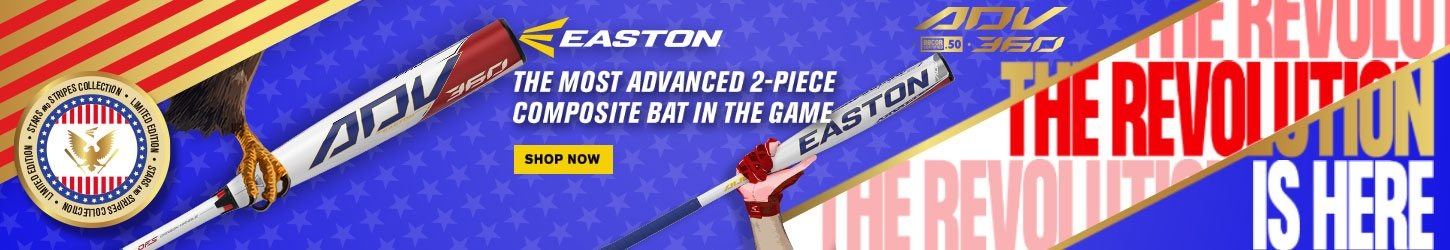 Easton 2020 ADV 360 -3 BBCOR Baseball Bat