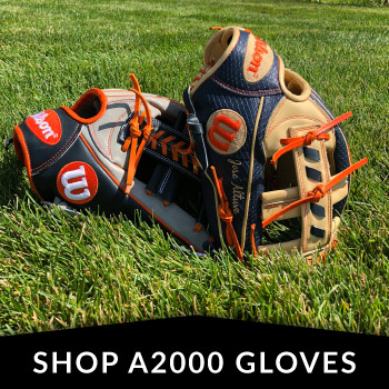 Wilson A2000 Baseball Gloves