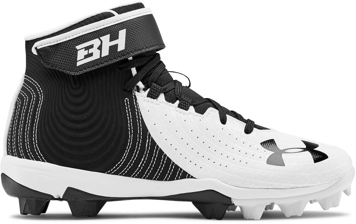 Under Armour Youth Harper 4 Mid Molded