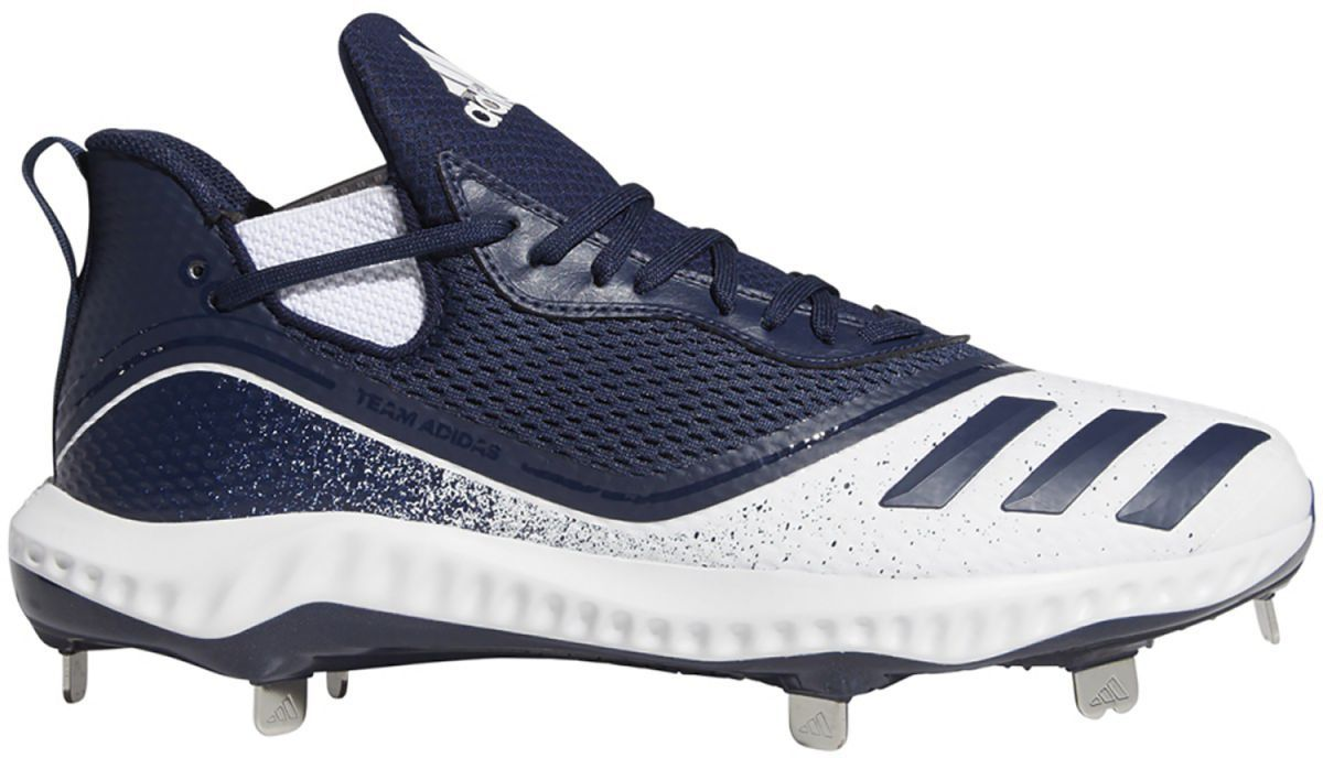 Icon V Bounce Low Metal Baseball Cleats