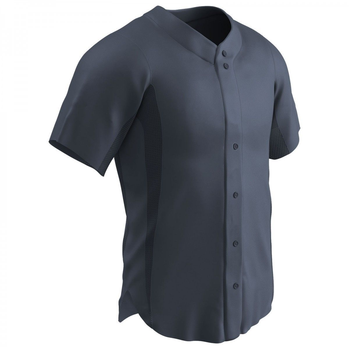 CHAMPRO Youth Reliever Full Button Baseball Jersey