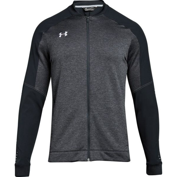 Under Armour Mens Qualifier Hybrid Warm-Up Jacket