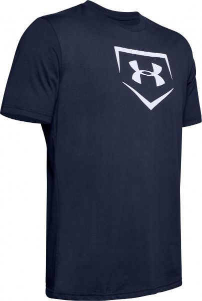 Under Armour Men's Baseball Plate Graphic Shirt