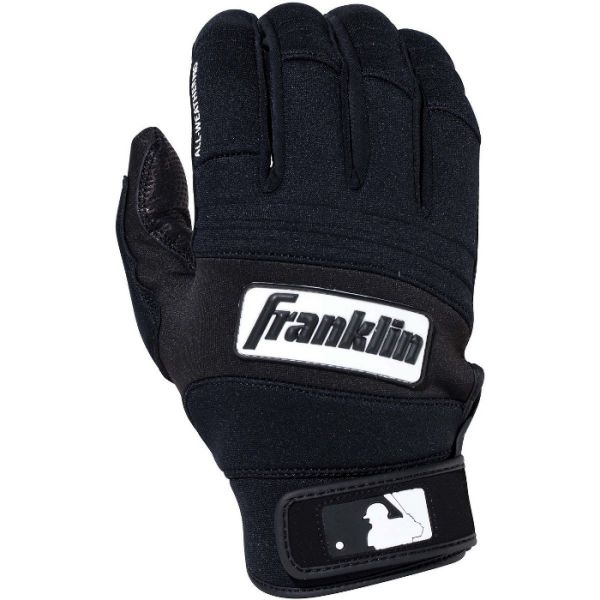 Franklin Adult All Weather Pro Batting Gloves