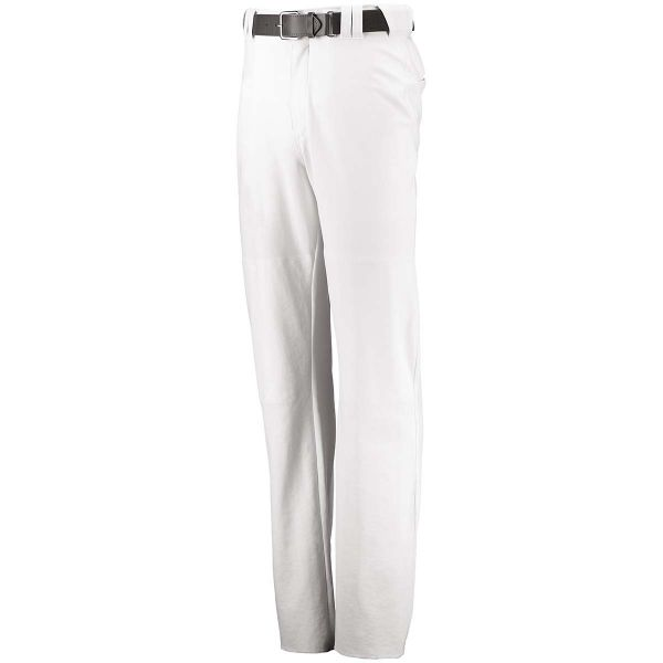 Russell Adult Deluxe Relaxed Fit Unhemmed Baseball Pant