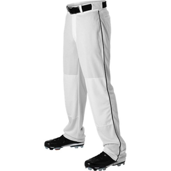 Alleson Adult Braided Hemmed Baseball Pant