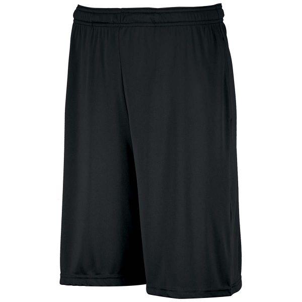 Russell Youth Dri-Power Essential Performance Shorts With Pockets