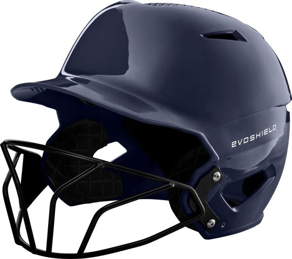 Evoshield Adult XVT Batting Helmet With Facemask