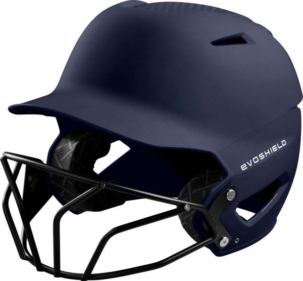 EvoShield Adult XVT Matte Batting Helmet W/ Mask