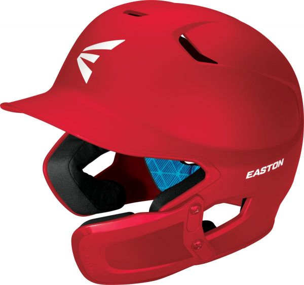 Easton Z5 2.0 Solid Matte Batting Helmet with Jaw Guard