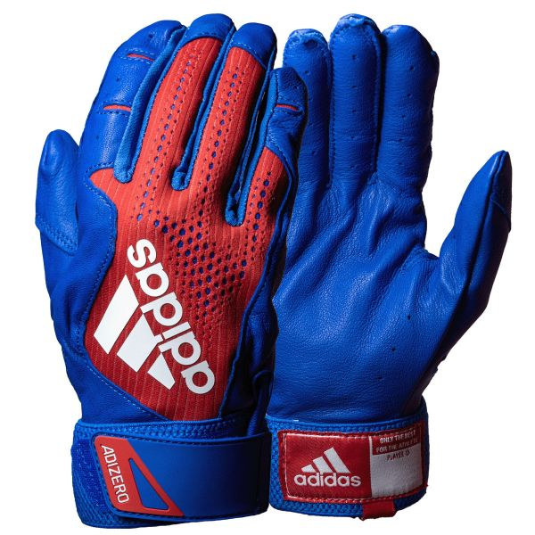 Adidas Adult Adizero 4.0 Batting Gloves