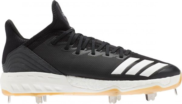 Adidas Men's BOOST Icon 4 Metal Baseball Cleats