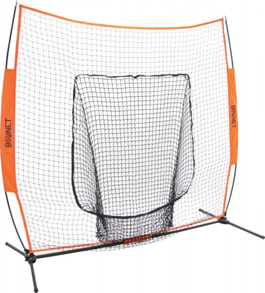 Bownet Big Mouth X Portable Hitting Net