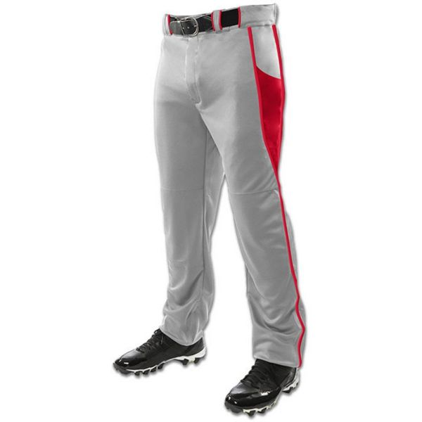 Champro Youth Triple Crown Open Bottom 2 Baseball Pant