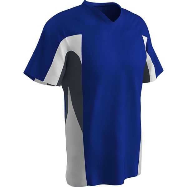 Champro Youth Relief V-Neck Baseball Jersey