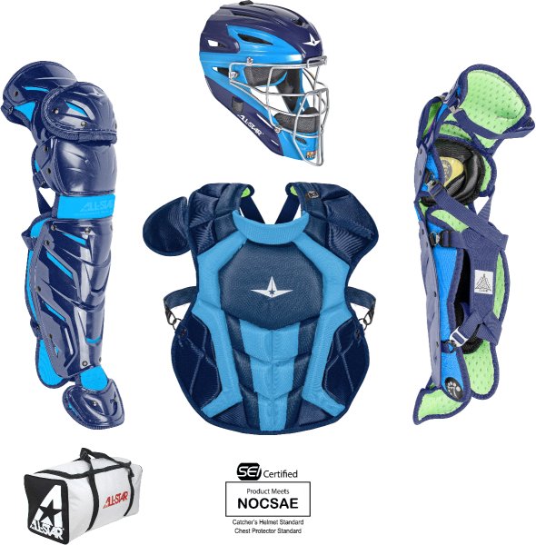 All Star Youth System7 Axis Catchers Kit