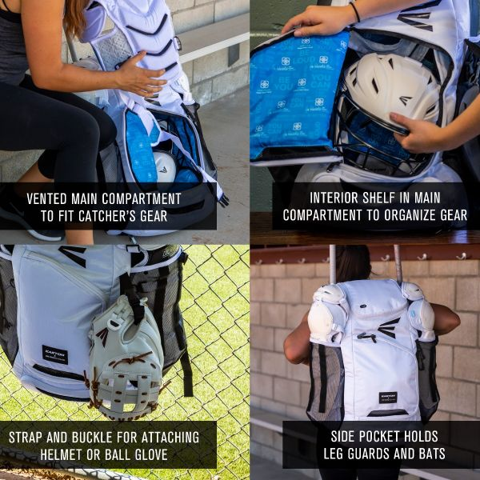 Easton Jen Schro Catchers Backpack