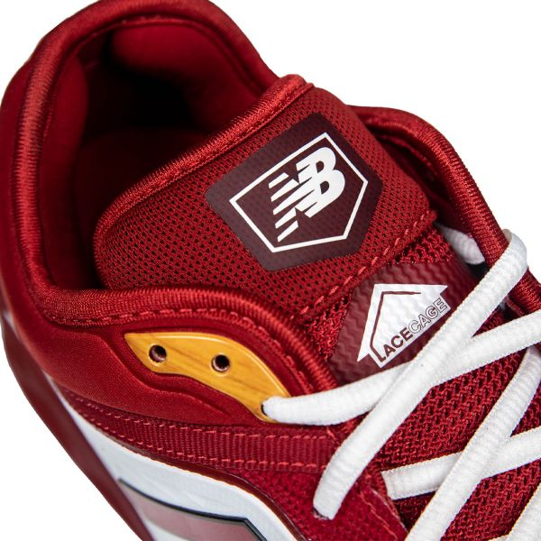 New Balance Men's 3000v4 Low Metal Baseball Cleats