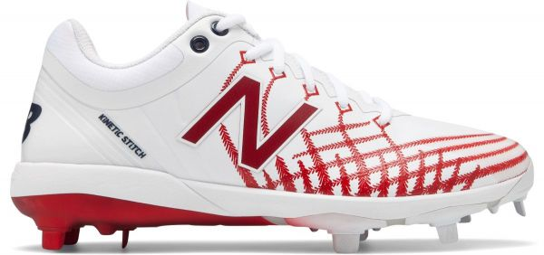 New Balance Men's 4040v5 All-Star Low Metal Baseball Cleats