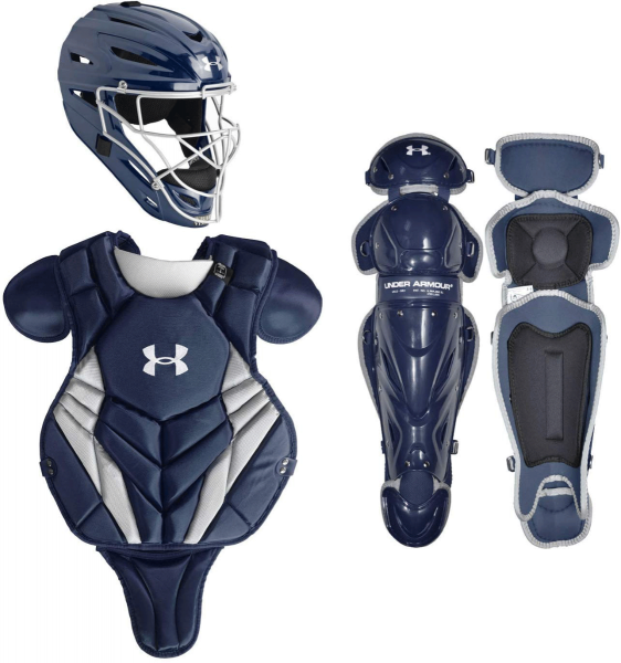Under Armour Jr. Converge Victory Series Catcher's Set (Ages 7-9)