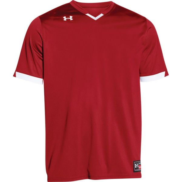 Under Armour Youth Ignite V-Neck Baseball Jersey