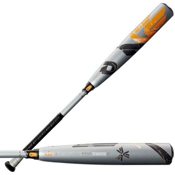 DEMARINI 2021 CF -3 BBCOR BASEBALL BAT