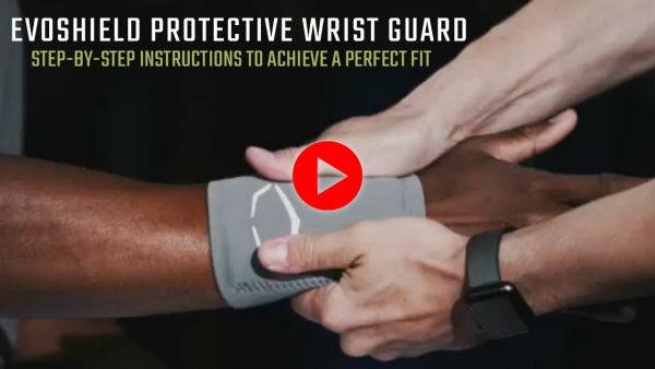 EvoShield EvoCharge Protective Wrist Guard