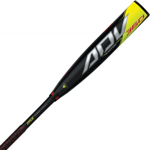 Easton 2020 ADV 360 -8 USA Baseball Bat (2 5/8
