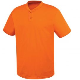 High Five Youth Two-Button Essortex Baseball Jersey