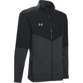 Under Armour Men's Elite Fleece Full-Zip Jacket