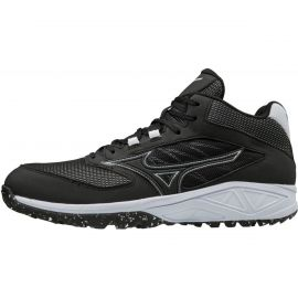 Mizuno Men's Dominant All-Surface Mid Turf Shoe
