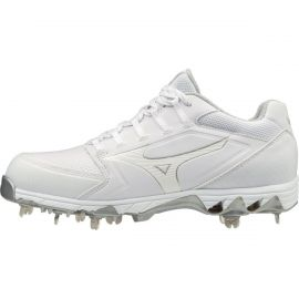 Mizuno Women's Swift 6 Low Metal Softball Cleat