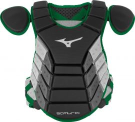 "Mizuno Youth Samurai 14"" Baseball Chest Protector"