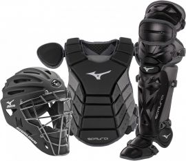 Mizuno Youth Samurai Catcher's Set