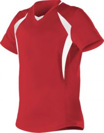 Alleson Women's Short Sleeve Fastpitch Jersey
