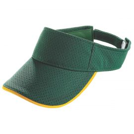 Augusta Youth Athletic Mesh Two-Color Visor
