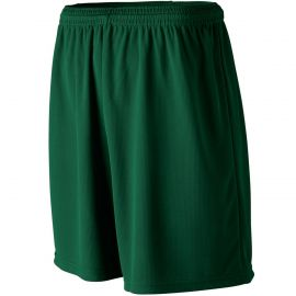 Youth Wicking Mesh Athletic Short