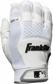 Franklin Youth Shock-Sorb X Batting Gloves