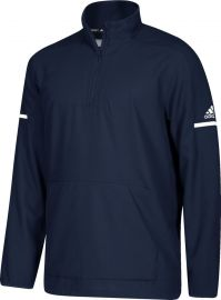 Adidas Men's Team Iconic Long Sleeve 1/4 Zip Pullover