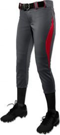 Champro Girls Surge Traditional Style Low Rise Softball Pant