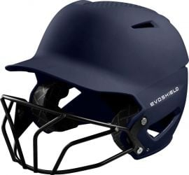 Adult XVT Matte Batting Helmet w/Fastpitch Mask WTV7135