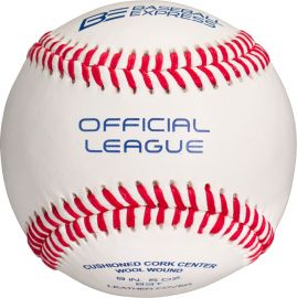 Baseball Express Official League Baseball (Dozen)