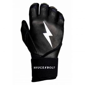 Bruce Bolt Youth Premium Pro Long Cuff Batting Gloves