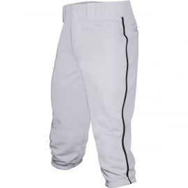 Baseball Express Men's Triple Play Piped Knicker Pant