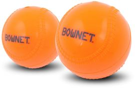"""Bownet 12"""" Ballast Weighted Training Ball w/ Seams (6 Pack)"""