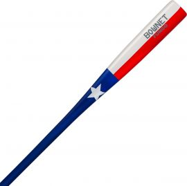 "Bownet Texas Edition 35"" Wood Fungo Bat"