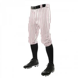 Champro Men's Triple Crown Knicker Pinstripe Baseball Pant