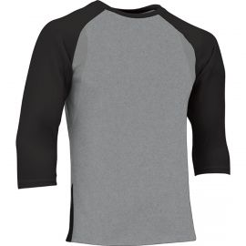Champro Youth Extra Innings 3/4 Sleeve Baseball Shirt
