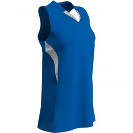 Champro Girls Decoy V-Neck Racerback Softball Jersey