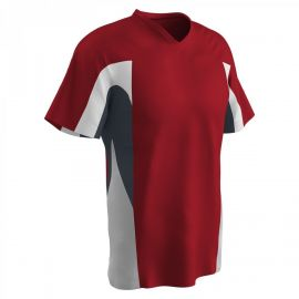 Champro Adult Relief V-Neck Baseball Jersey